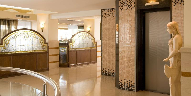 Lobby Best Western Plaza Hotel