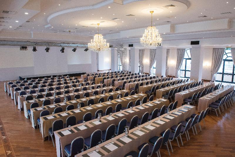 Conferences Radisson Blu Resort