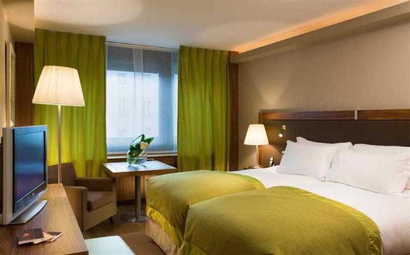 Room Sofitel Lyon Bellecour