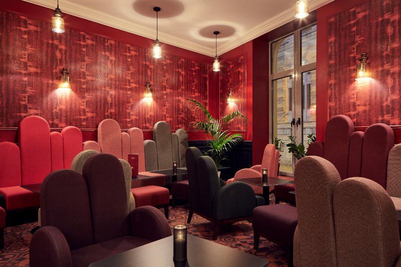 Lobby Grand Hôtel Du Midi Châteaux & Hôtels Collection