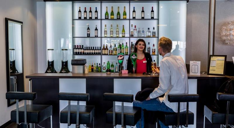 General view Mercur Copenhagen Hotel