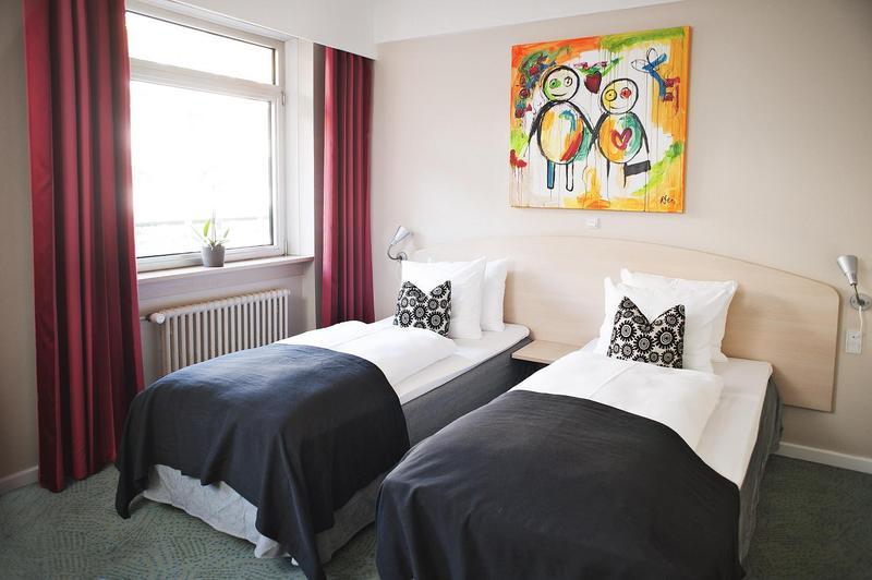 Room Mercur Copenhagen Hotel
