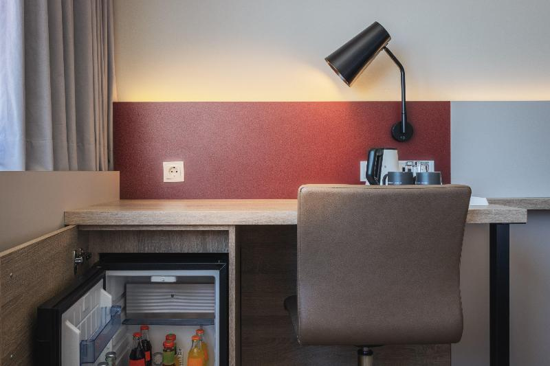 Room Plaza Frankfurt Congress Hotel