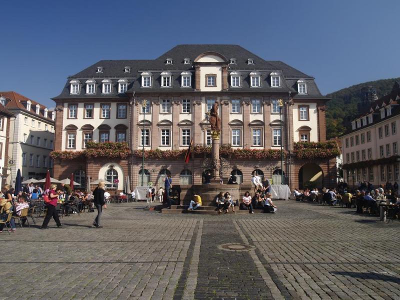 General view Hotel Zum Ritter St. Georg