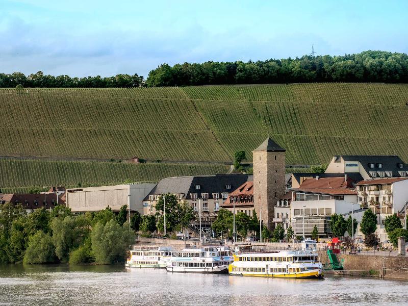 General view Maritim Wurzburg