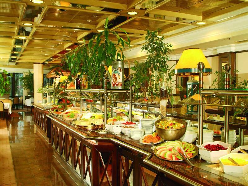 Restaurant Maritim Wurzburg