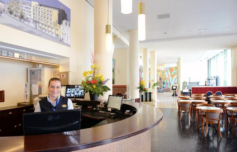 Lobby Amrâth Grand Hotel De L\'empereur