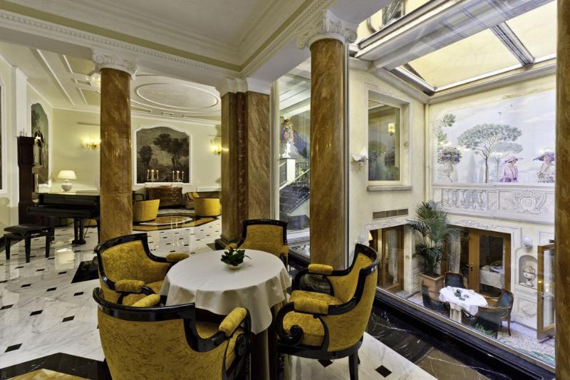 Bar Grand Majestic Gia\' Baglioni