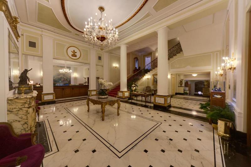 Lobby Grand Majestic Gia\' Baglioni