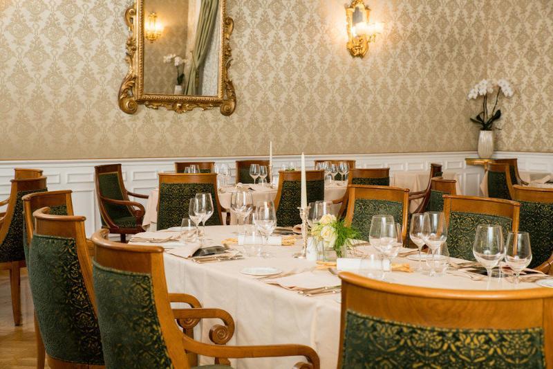 Restaurant Grand Majestic Gia\' Baglioni
