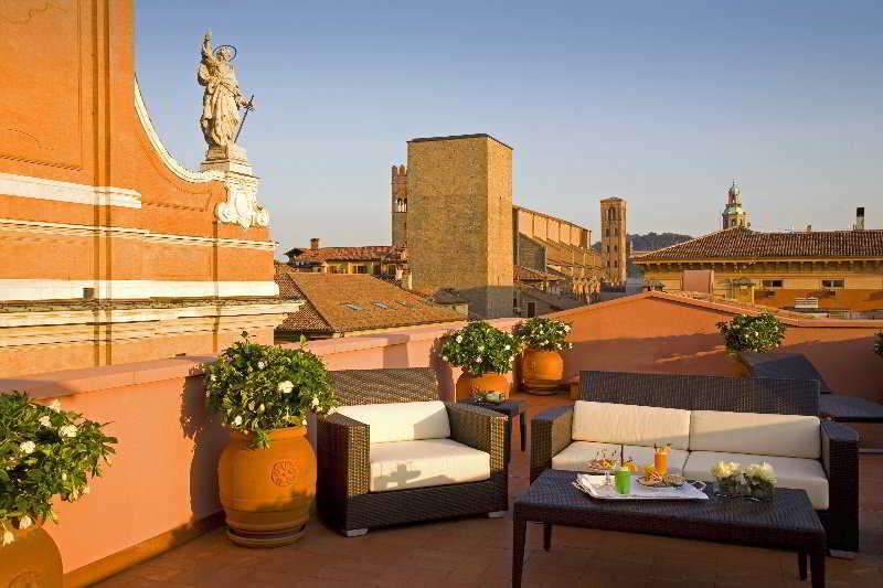 Terrace Grand Majestic Gia\' Baglioni