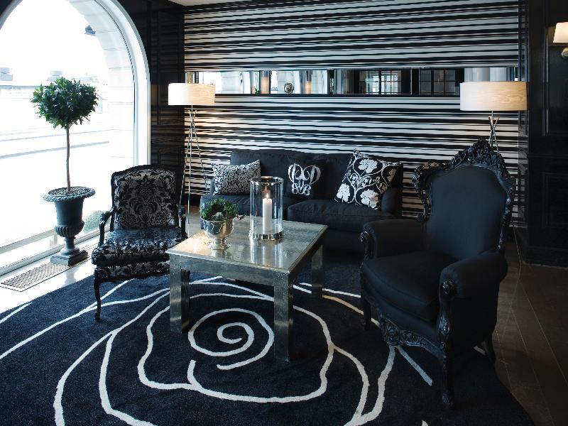 Lobby First Hotel Reisen