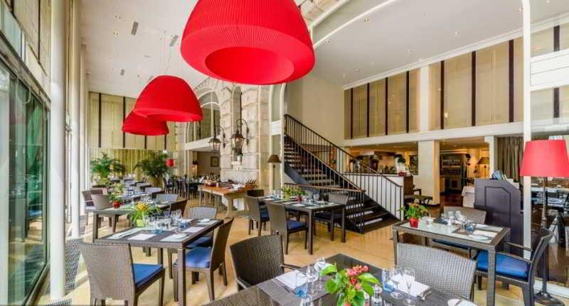 Restaurant Lausanne Palace