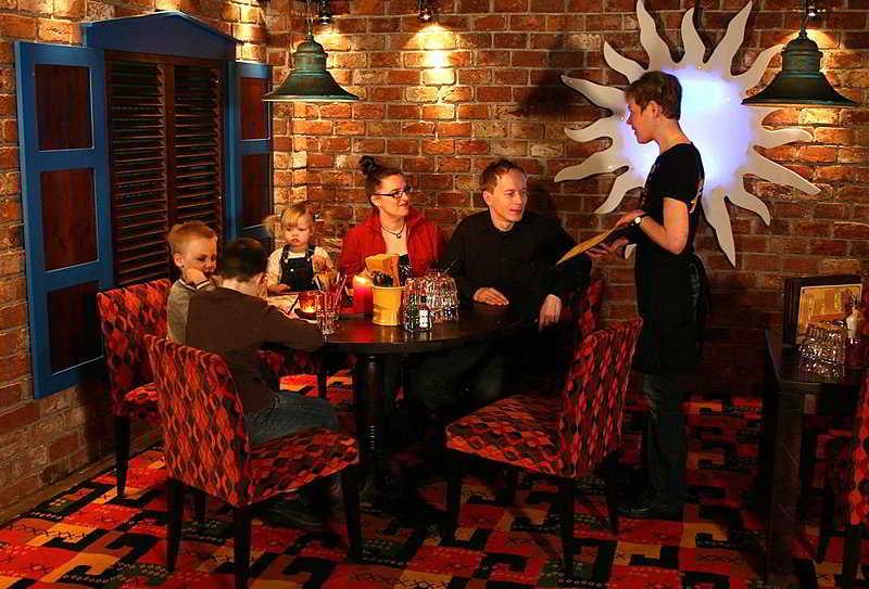Bar Original Sokos Hotel Vaakuna Rovaniemi