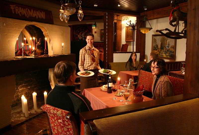 Restaurant Original Sokos Hotel Vaakuna Rovaniemi