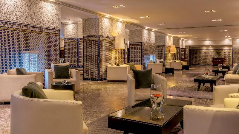 Lobby La Tour Hassan