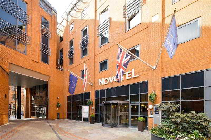 General view Novotel Manchester Centre