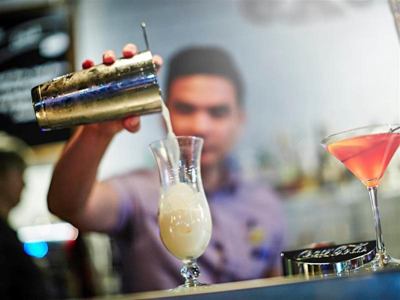 Bar Novotel Manchester Centre