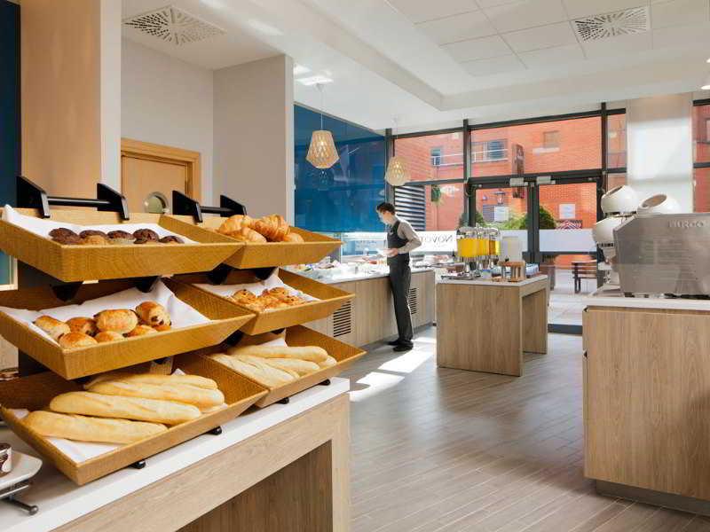 Restaurant Novotel Manchester Centre