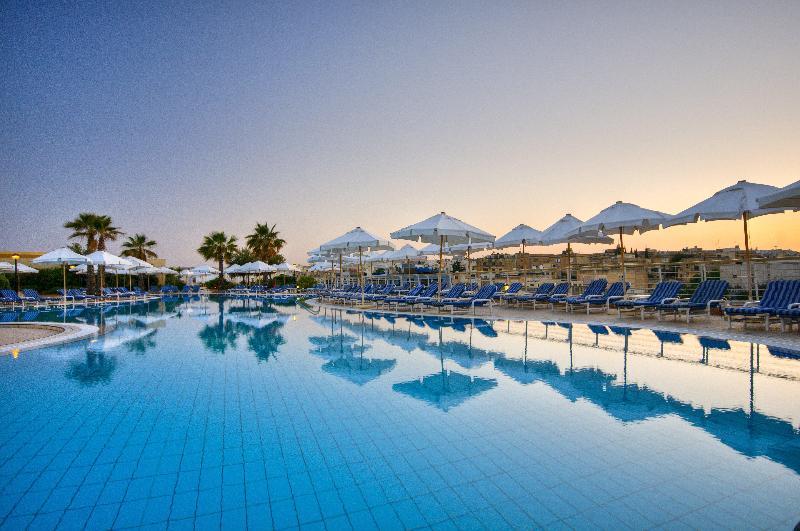 General view Intercontinental Malta