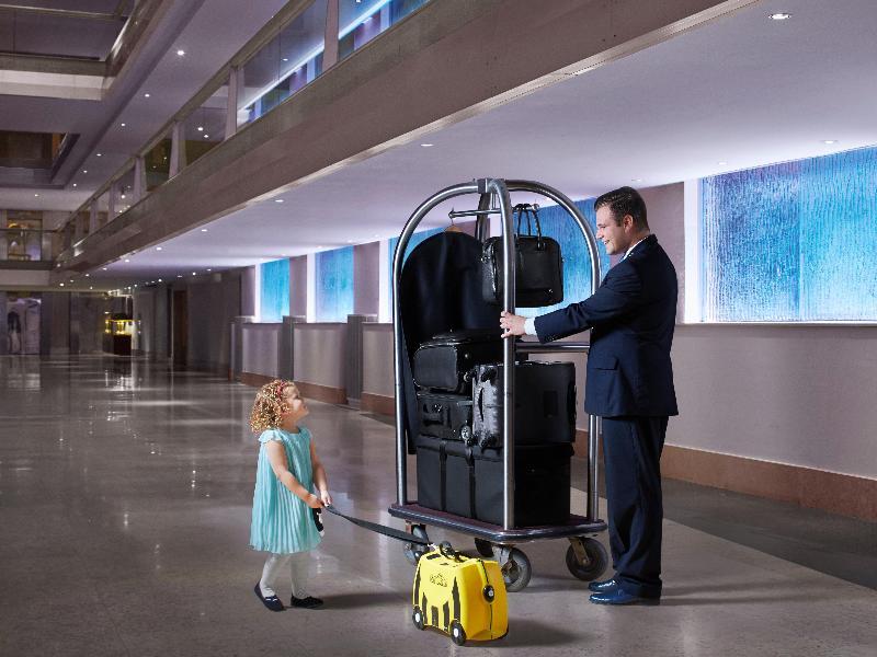Lobby Intercontinental Malta