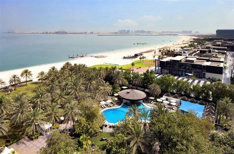 General view Sheraton Jumeirah Beach Resort