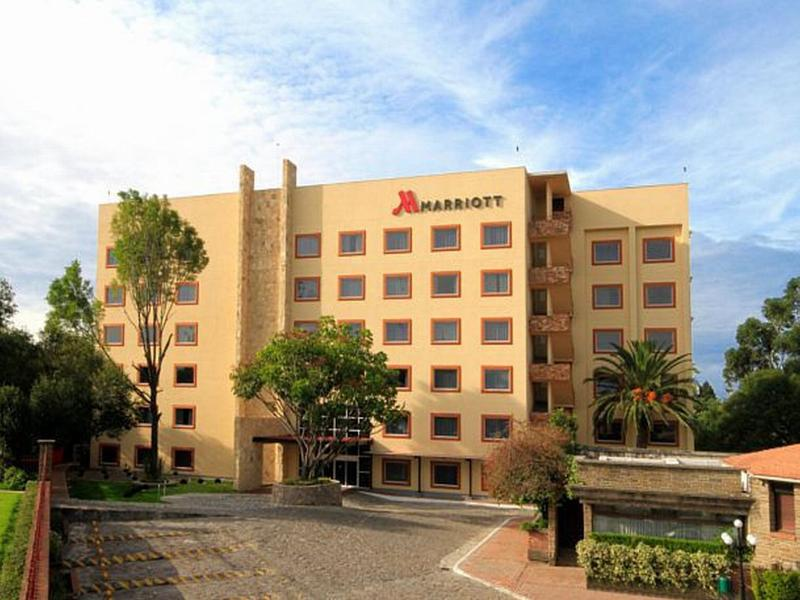 Marriott Real Puebla - Hotel - 14