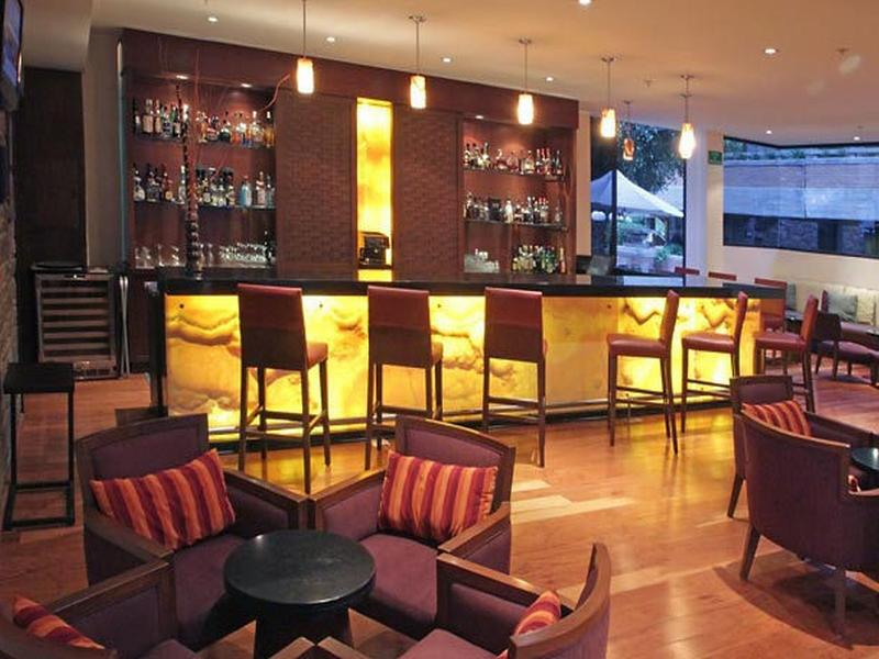 Marriott Real Puebla - Bar - 8