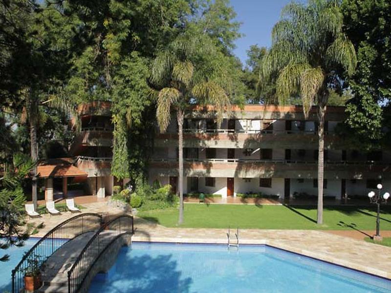 Marriott Real Puebla - Pool - 29