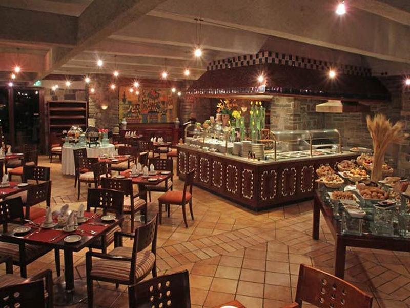 Marriott Real Puebla - Restaurant - 30