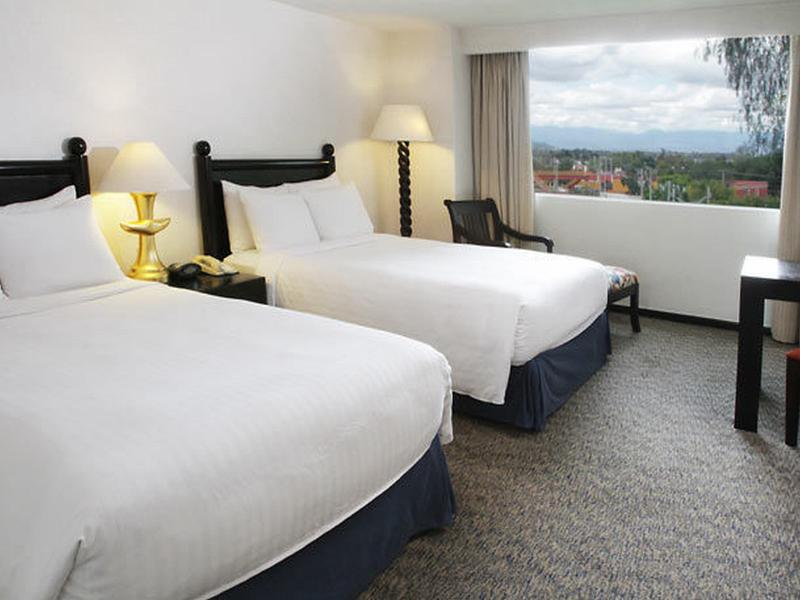 Marriott Real Puebla - Room - 27
