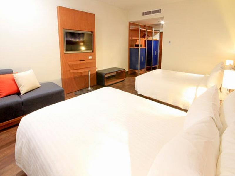 Marriott Real Puebla - Room - 23