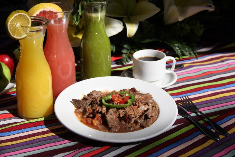 Restaurant Surestay By Best Western Palmareca Hotel & Suites