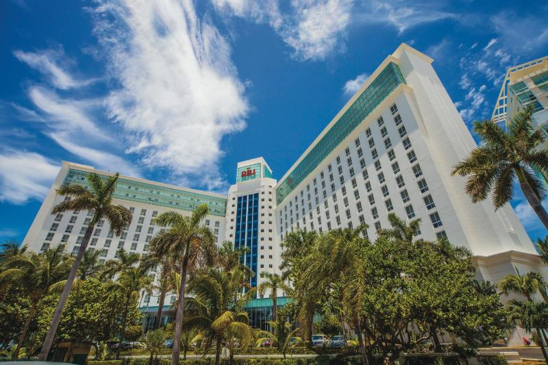 General view Riu Cancun All Inclusive