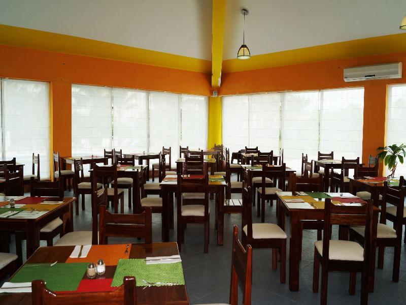 Restaurant Solymar Beach Resort