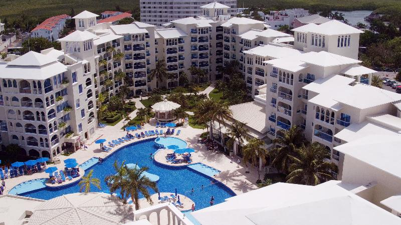 General view Occidental Costa Cancún