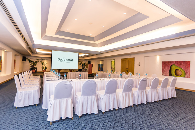 Conferences Occidental Costa Cancún