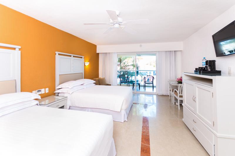 Room Occidental Costa Cancún