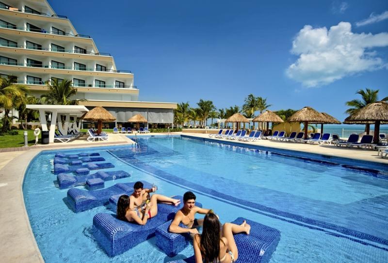 General view Riu Caribe All Inclusive