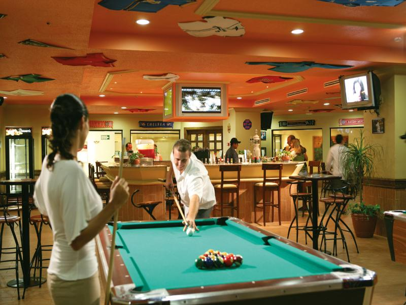 Sports and Entertainment Riu Caribe All Inclusive