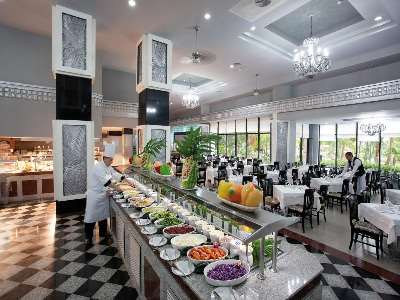 Restaurant Riu Caribe All Inclusive