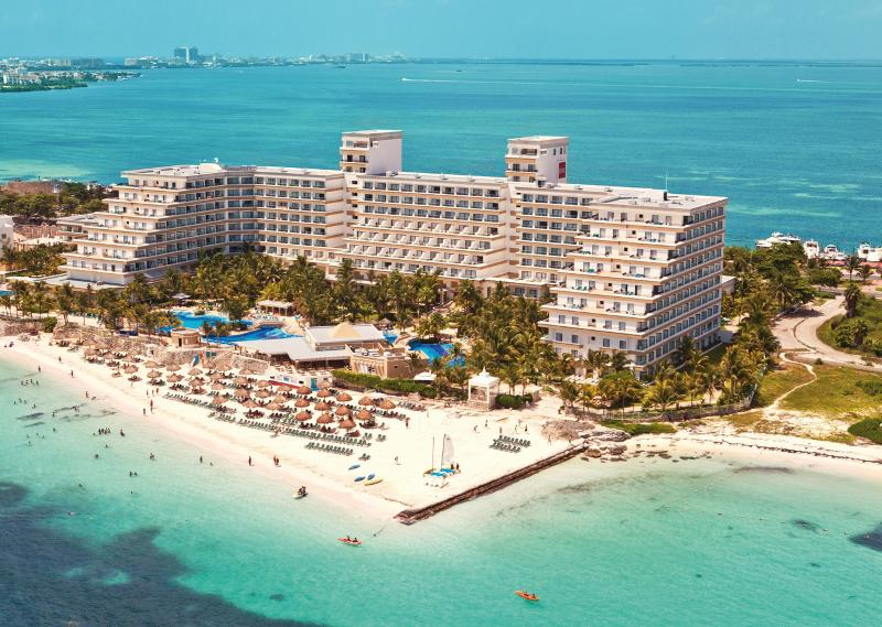 Beach Riu Caribe All Inclusive