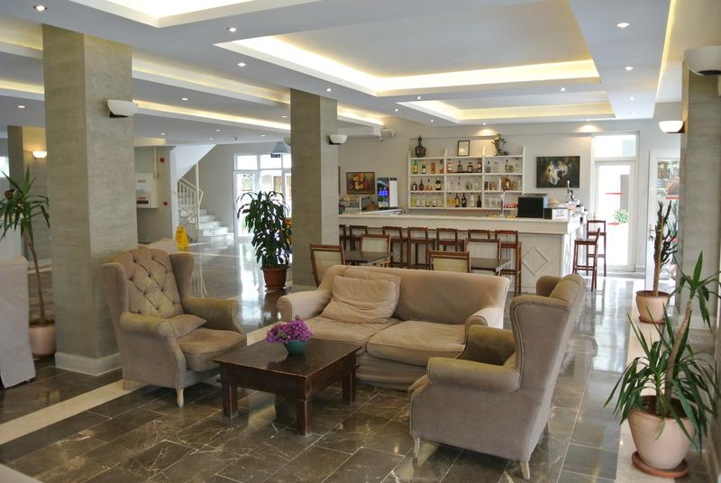 Bar Marmaris Begonville Hotel