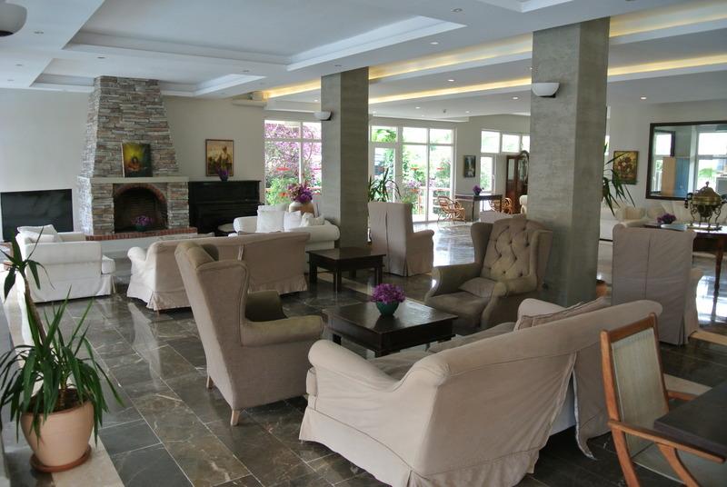 Lobby Marmaris Begonville Hotel