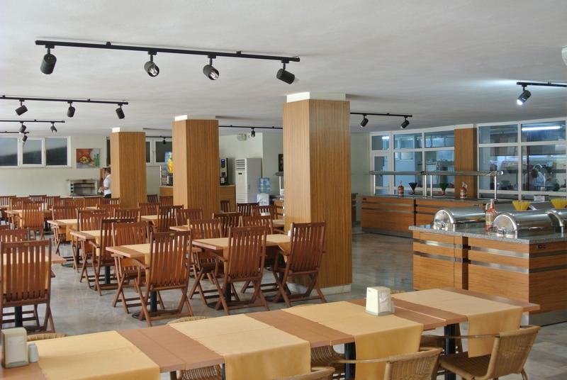Restaurant Marmaris Begonville Hotel