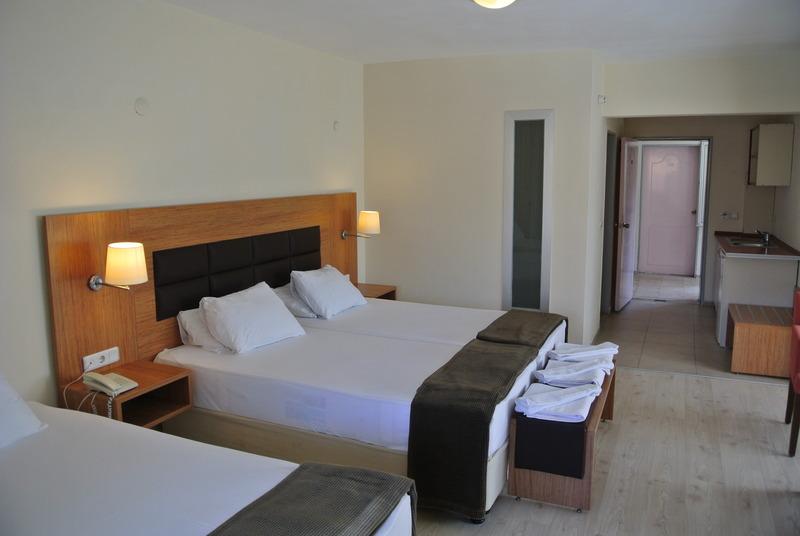 Room Marmaris Begonville Hotel
