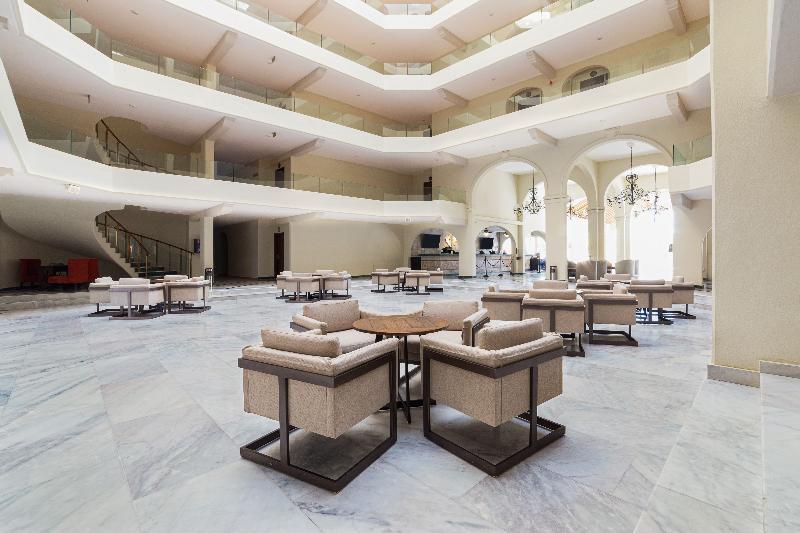 Lobby Villa Del Palmar Beach Resort & Spa