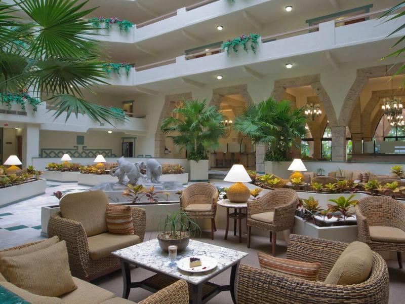 Lobby Paradise Village Beach Resort & Spa