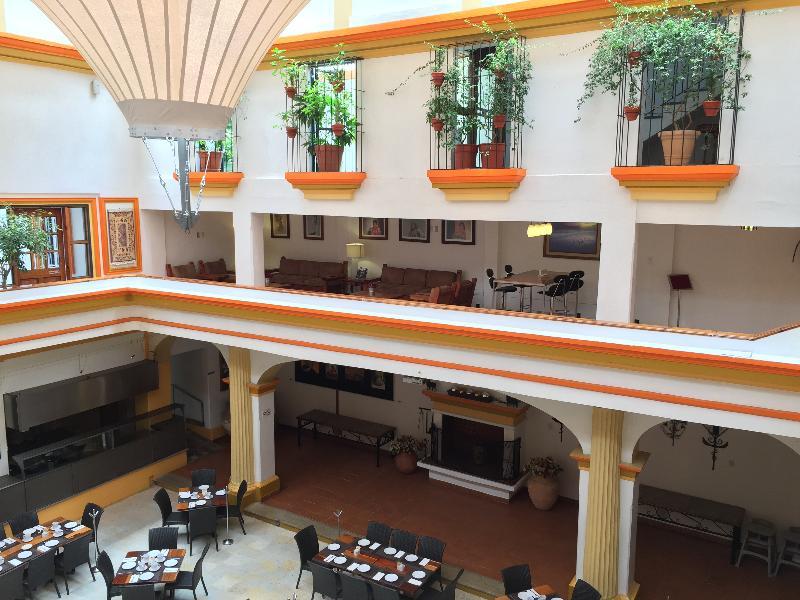Lobby Ciudad Real Centro Historico