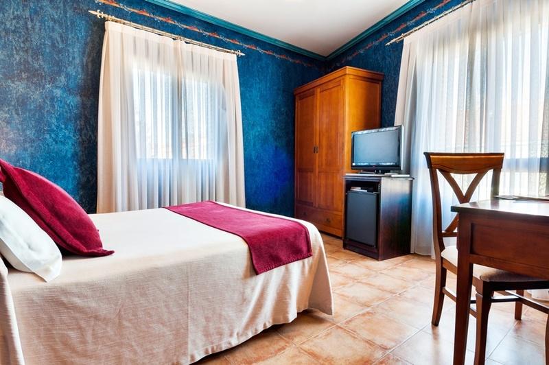 Fotos Hotel El Jardin De La Abadia